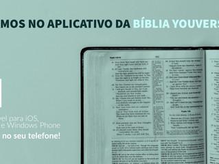 Qual aplicativo você usa para ler a Bíblia?