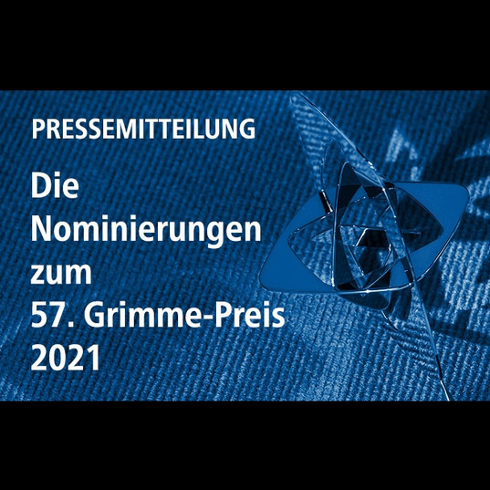 57. GRIMME-PREIS