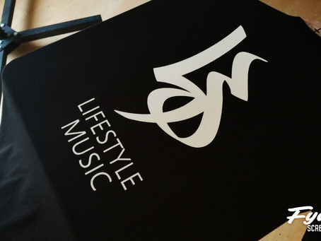 One Colour Prints for Lifestyle Music