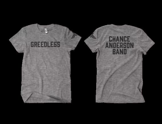 Greedless Tee