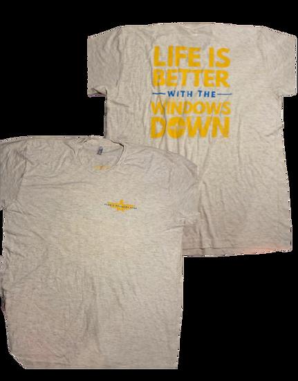 Windows Down T