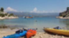 Tersane Bay / Kekova Island /Kekova Sea Kayaking Tour