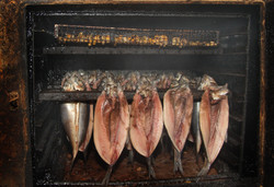 Herrings becoming Kippers in the Smo