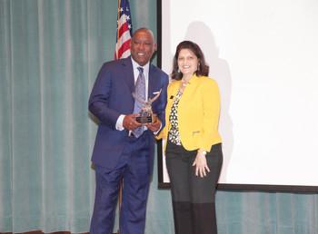 Neeta with Mayor Turner.jpg