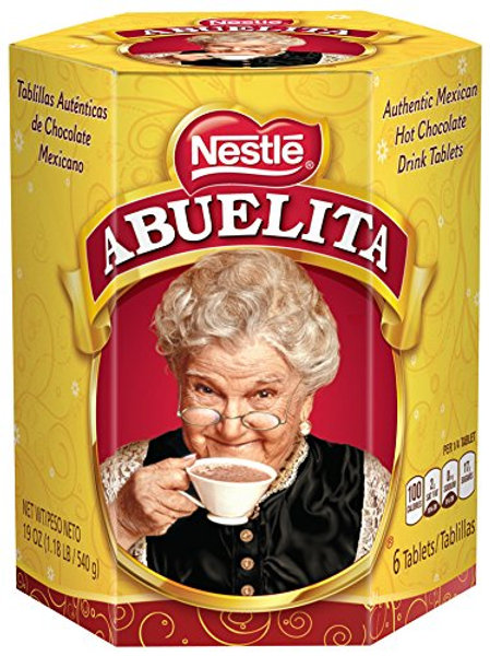 NESTLÉ® ABUELITA Pure Chocolate Cocao