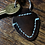 Thumbnail: Leather Keyring and, Token Holder - Real leather - Handmade - Leather keychain -