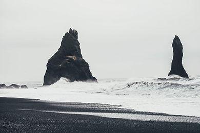 Grey Beach Shores