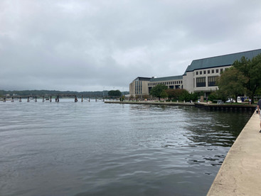 Taking My Sister Back to the Naval Academy: COVID Edition