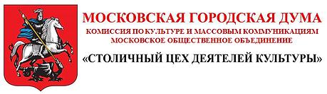 """Логотип """"СЦДК"""" при МГД"""