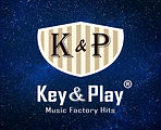 KEY & PLAY - LOGO