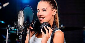 Записать вокал на песню в студии