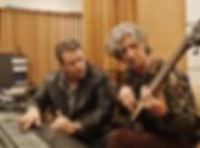 Nick & France - Studio.JPG