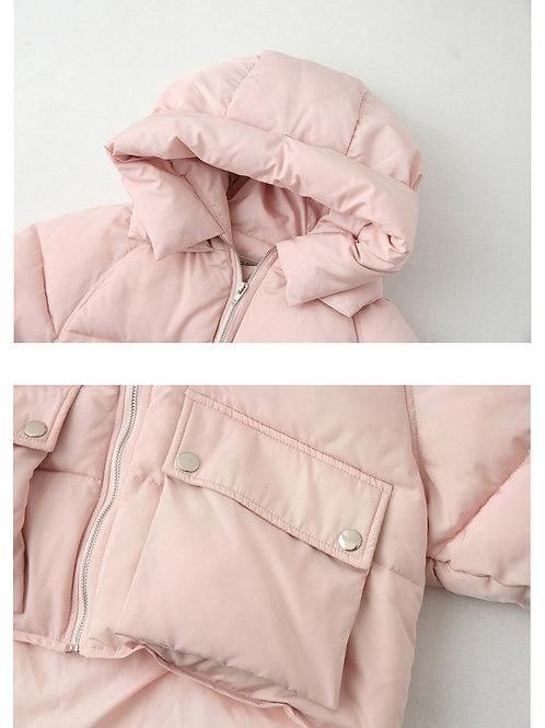 Pinkpuffer jacket