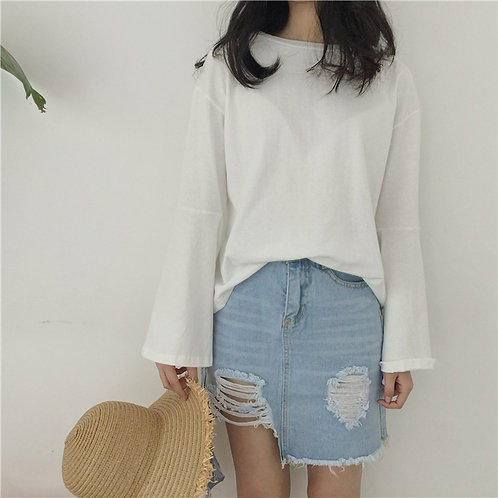 flare sweater