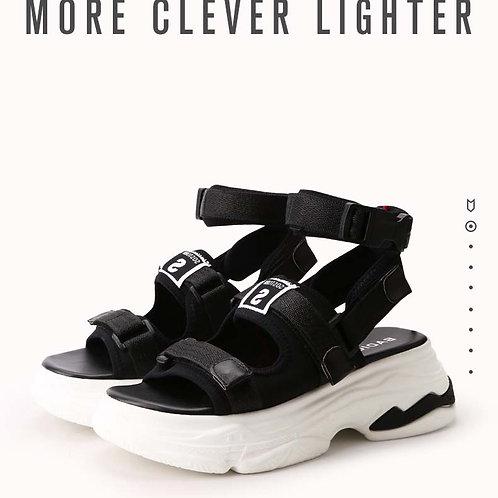 bulky sandals