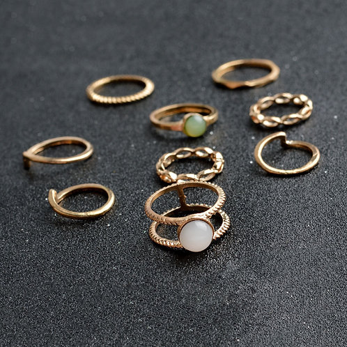 ring set (9 piece set)