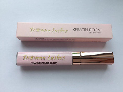 Keratin Boost by Donna Lashes