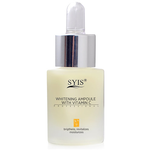 Ampoule with vitamin C whitening. 15 ml