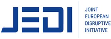 J.E.D.I (Joint European Disruptive Initiative)