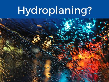 Communication Hydroplaning