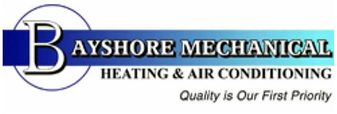 Heating and air conditioning, Bayshore Mechanical, roanoke, troutville, bedford, botetourt, new river valley,  franklin county, virginia