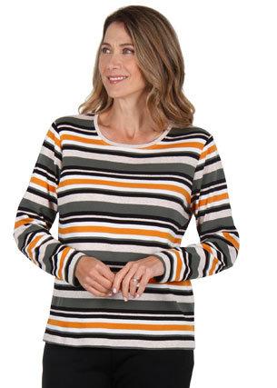 Stripe Cotton Top - Style 2115