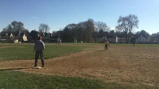 BL Pitching During Thanksgiving Weekend Game (2017)