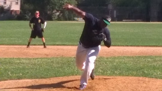 James Clark (2016 Cy Young) reaches back!