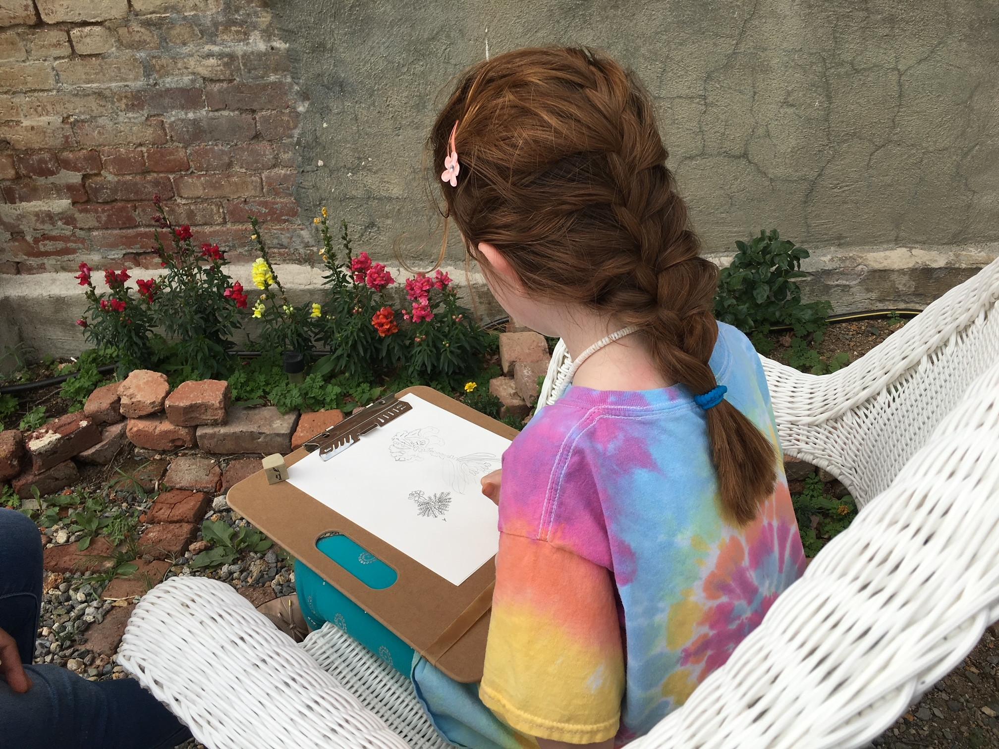 Imaginations Children's Art Classes
