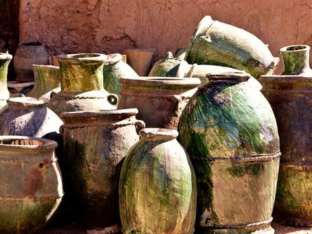 La ceramica verde di Tamegroute. Dal Marocco alla tua casa