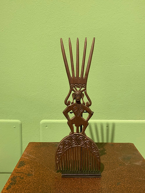 Pettine da cerimonia | Ceremony wood comb