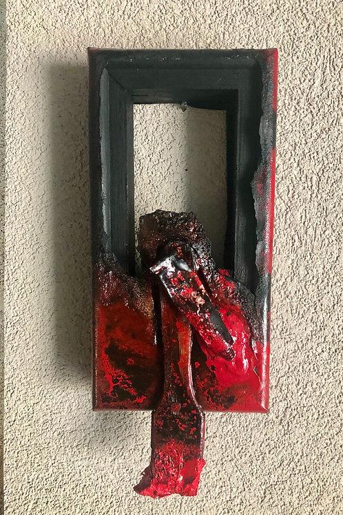 Brucio con l'arte | Burn with Art