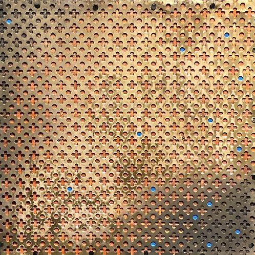 Grata d'oro | Golden railing (2020)
