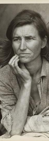 #2 Dorothe Lange_mother of seven childre
