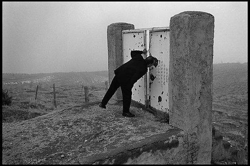 Film director Abbas Kiarostami, Teheran (Iran 1977)