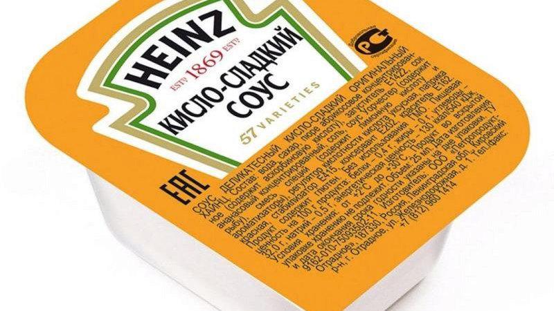 Соус Кисло-сладкий Heinz 25 г