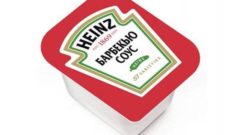 Соус Барбекю Heinz 25 г