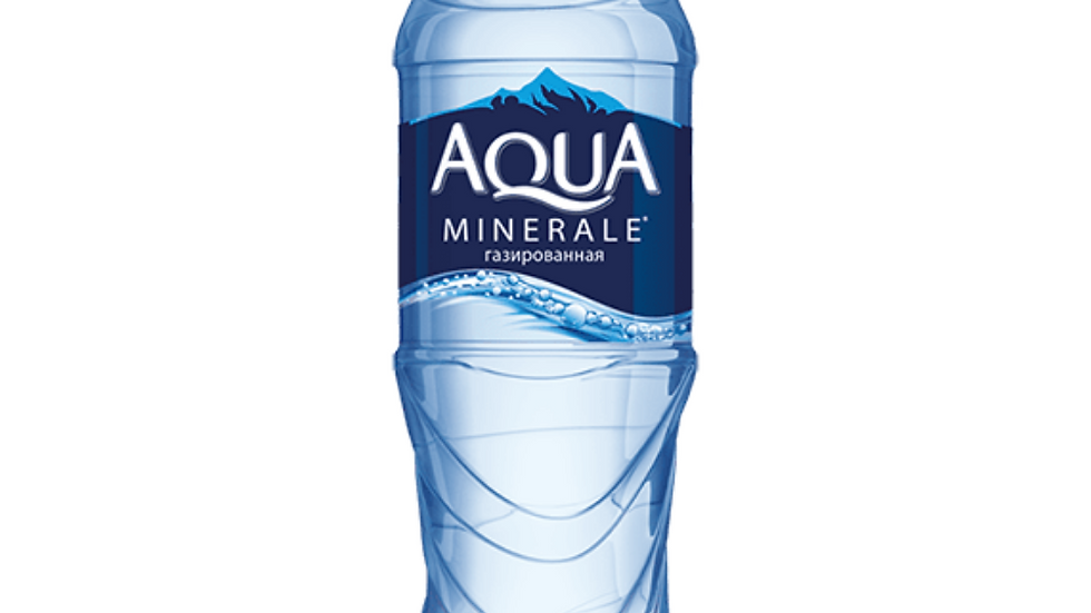 Минеральная вода Aqua 500 мл