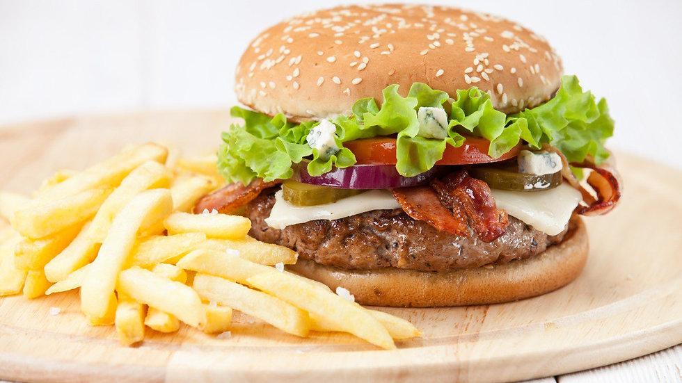 Бургер Биф 320 г
