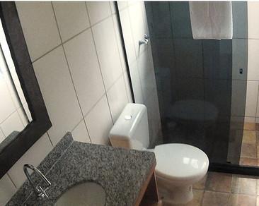Kaapalua Suite Arraia Luxo banheiro port