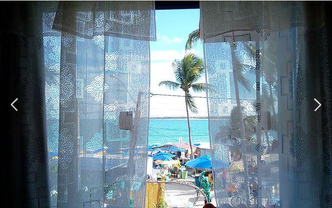 Kaapalua studio tartaruga janela Porto d