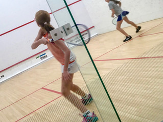 Squash is a laboratory for personal development