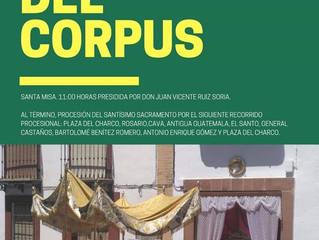 Octava del Corpus 2019
