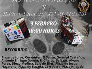 IV Ensayo Solidario 9 Febrero | Santo Entierro