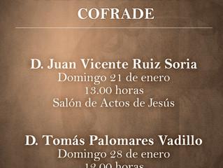 CURSOS DE FORMACIÓN COFRADE