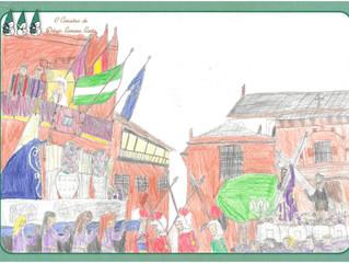 Ganador V Concurso de Dibujo de Semana Santa