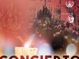 Concierto BM Santa Cecilia, 24 Febrero 21.00h