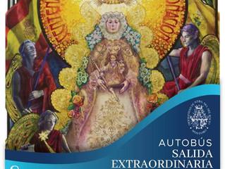 Salida Extraordinaria del Centenario de la Coronación Canónica de la Virgen del Rocío