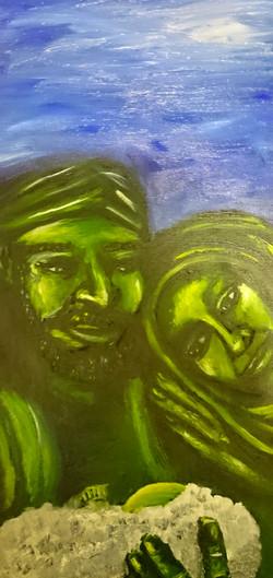 Mary, Joe, and the Baby