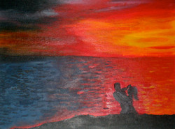 Dancing Sunset